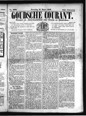 Goudsche Courant 1906-03-31