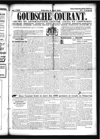 Goudsche Courant 1929-04-06