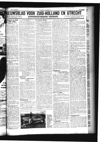 Schoonhovensche Courant 1942-10-28