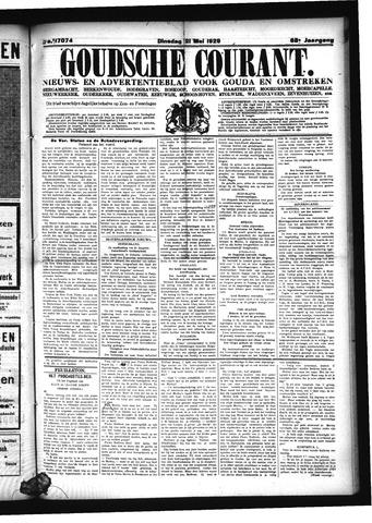 Goudsche Courant 1929-05-21