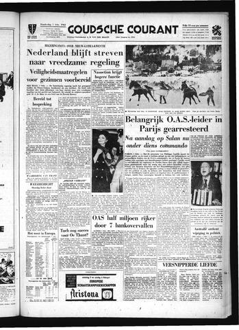 Goudsche Courant 1962-02-01