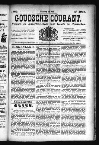Goudsche Courant 1889-06-24
