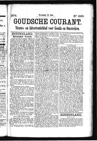 Goudsche Courant 1874-06-24