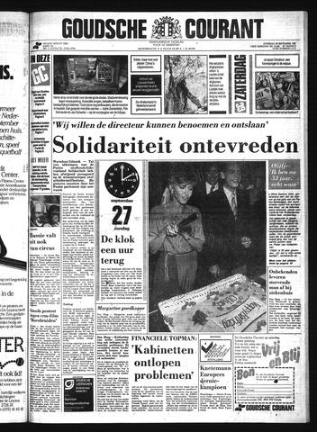 Goudsche Courant 1981-09-26