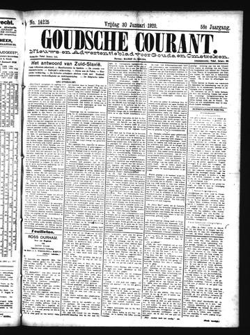 Goudsche Courant 1920-01-30