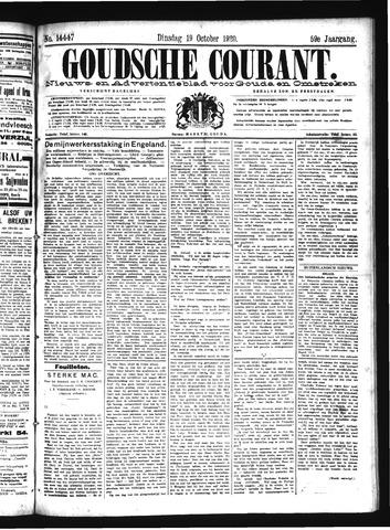 Goudsche Courant 1920-10-19