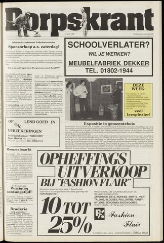 Dorpskrant 1989-04-19