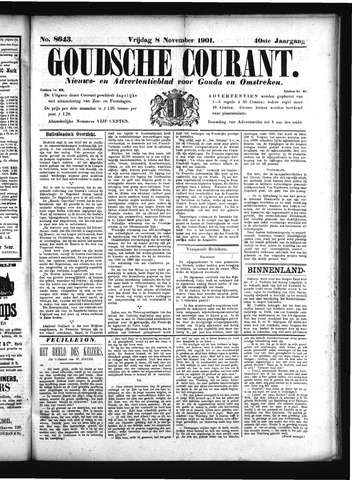 Goudsche Courant 1901-11-08