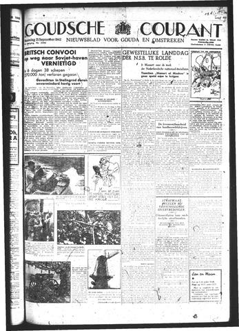 Goudsche Courant 1942-09-21