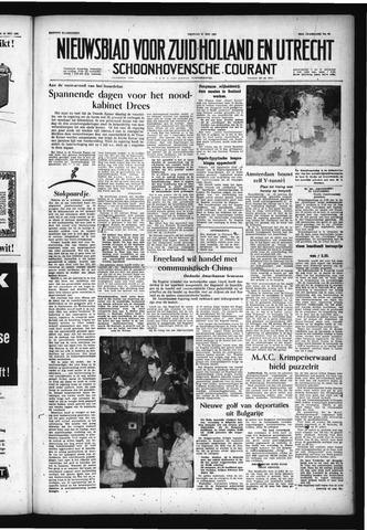 Schoonhovensche Courant 1957-05-31