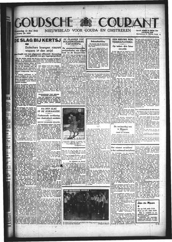 Goudsche Courant 1942-05-13