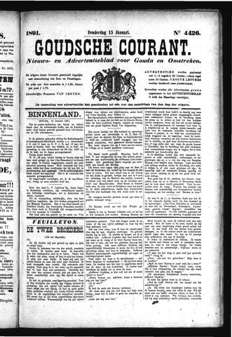 Goudsche Courant 1891-01-15