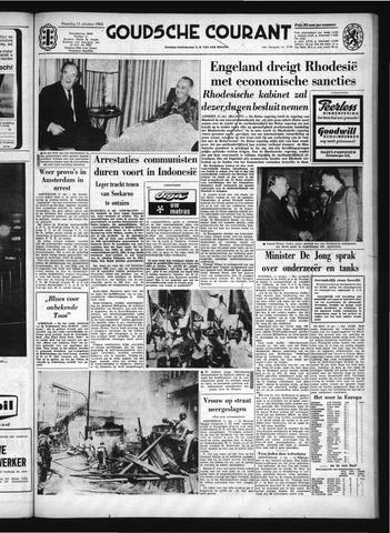 Goudsche Courant 1965-10-11