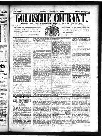 Goudsche Courant 1899-11-07