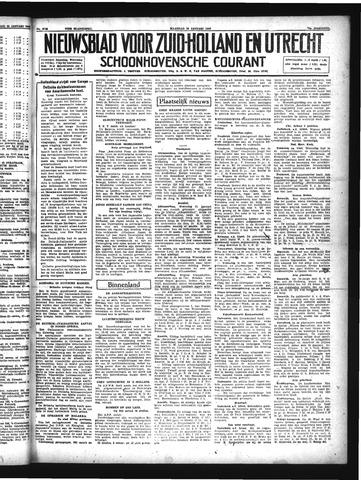 Schoonhovensche Courant 1942-01-26