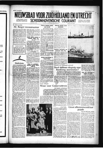 Schoonhovensche Courant 1955-05-27
