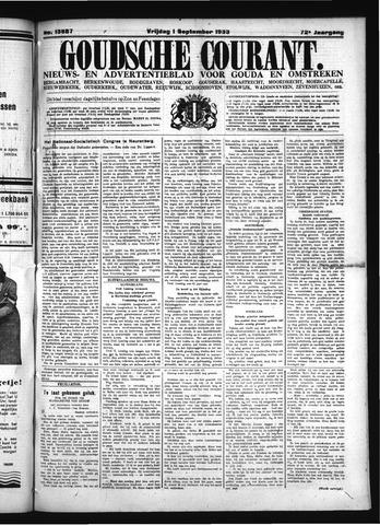 Goudsche Courant 1933-09-01