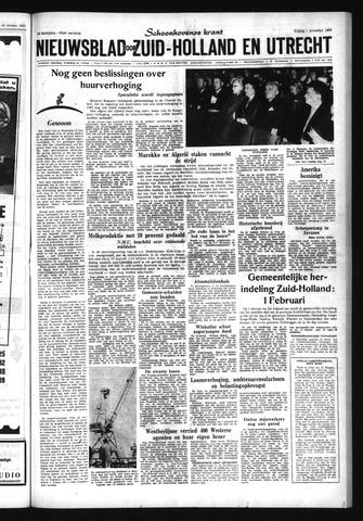 Schoonhovensche Courant 1963-11-01