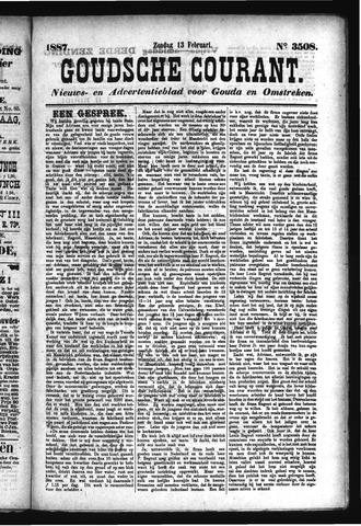 Goudsche Courant 1887-02-13