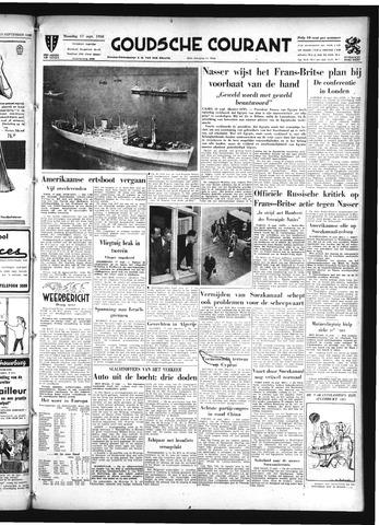 Goudsche Courant 1956-09-17
