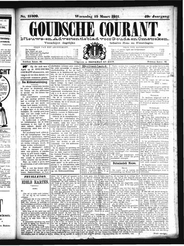 Goudsche Courant 1911-03-15