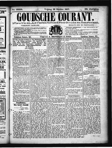 Goudsche Courant 1917-10-12