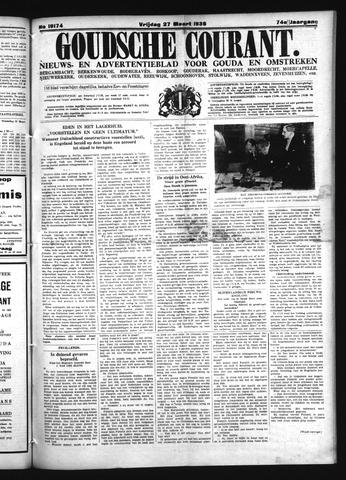 Goudsche Courant 1936-03-27