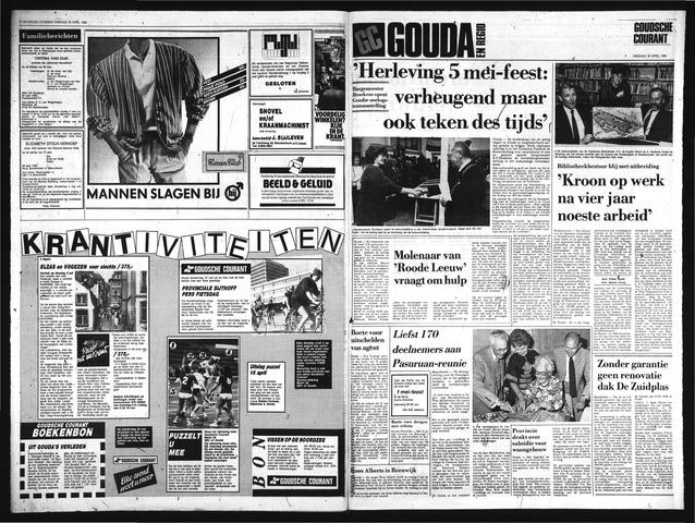 Goudsche Courant 1985-04-30