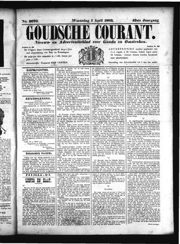 Goudsche Courant 1903-04-01