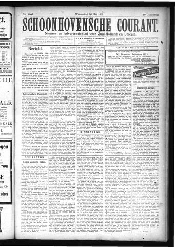 Schoonhovensche Courant 1923-05-30