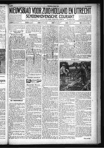 Schoonhovensche Courant 1932-03-09