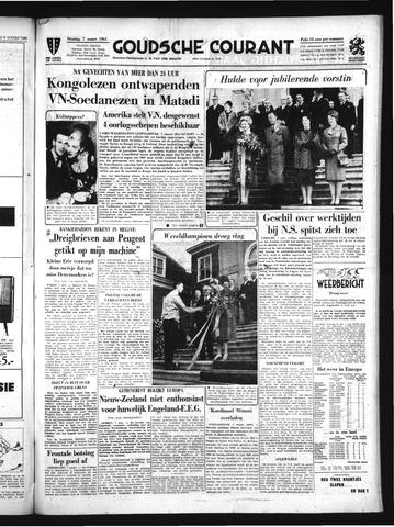 Goudsche Courant 1961-03-07