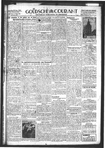 Goudsche Courant 1944-08-28