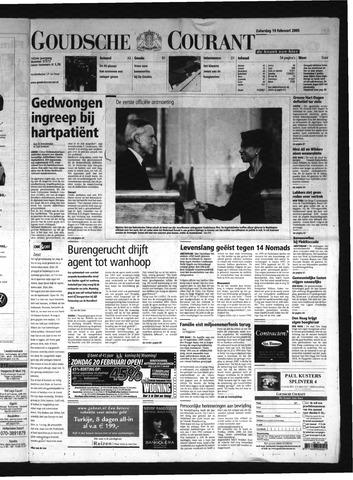 Goudsche Courant 2005-02-19