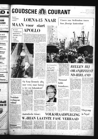 Goudsche Courant 1969-07-14