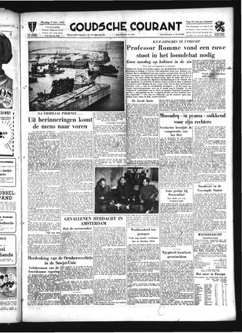 Goudsche Courant 1953-11-09