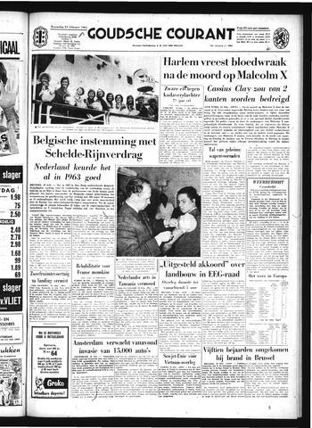 Goudsche Courant 1965-02-24