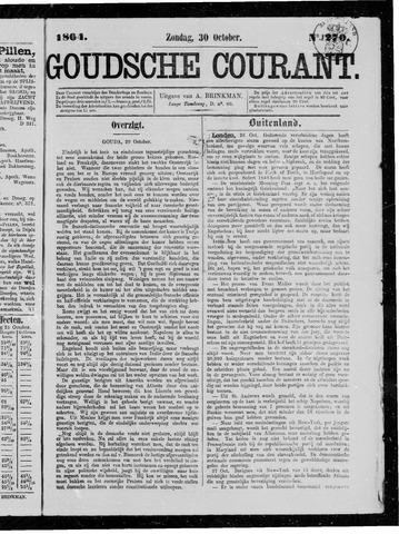 Goudsche Courant 1864-10-30