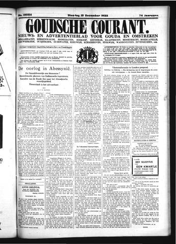 Goudsche Courant 1935-12-10