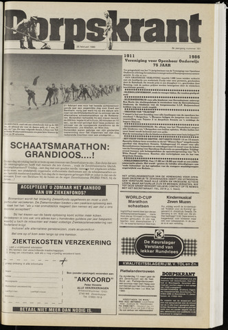 Dorpskrant 1986-02-26
