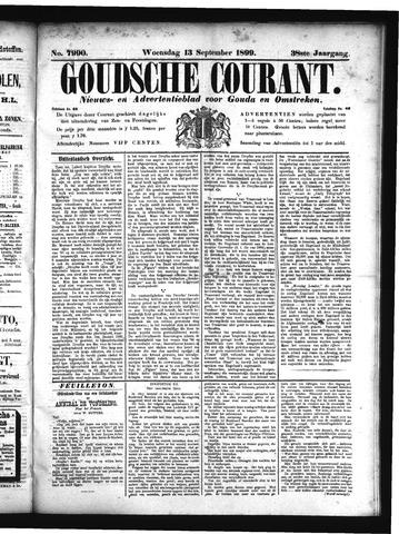 Goudsche Courant 1899-09-13