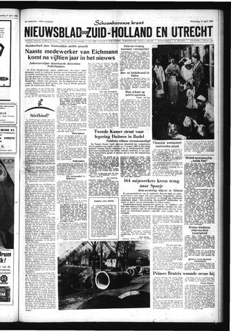 Schoonhovensche Courant 1963-04-10