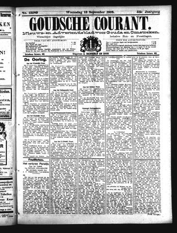 Goudsche Courant 1916-09-13