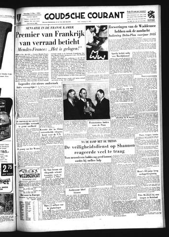 Goudsche Courant 1954-12-04