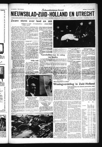 Schoonhovensche Courant 1962-12-17