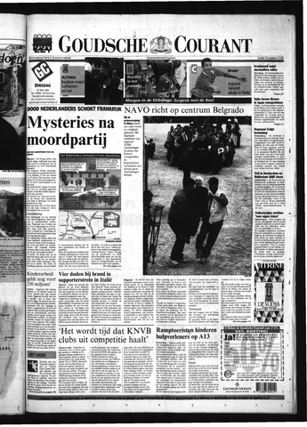 Goudsche Courant 1999-05-25