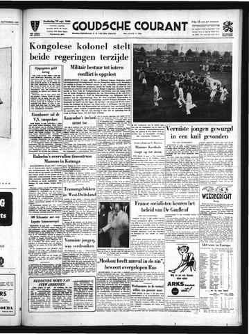 Goudsche Courant 1960-09-15