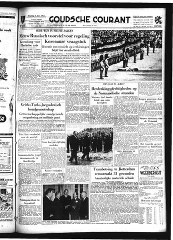 Goudsche Courant 1954-06-08