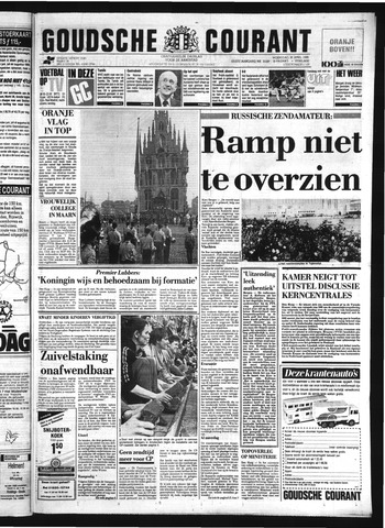 Goudsche Courant 1986-04-30
