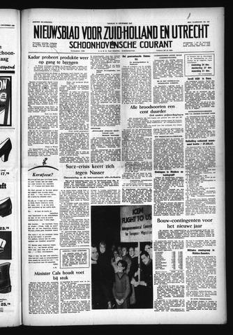 Schoonhovensche Courant 1956-12-21
